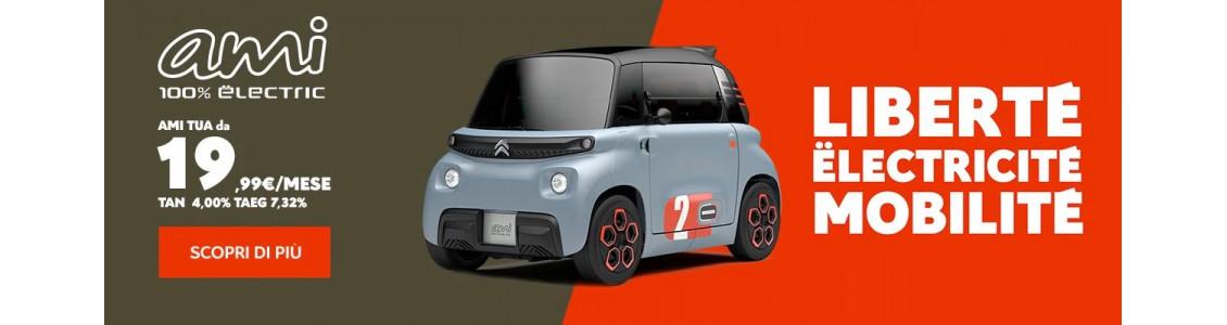 Nuova Citroën AMI