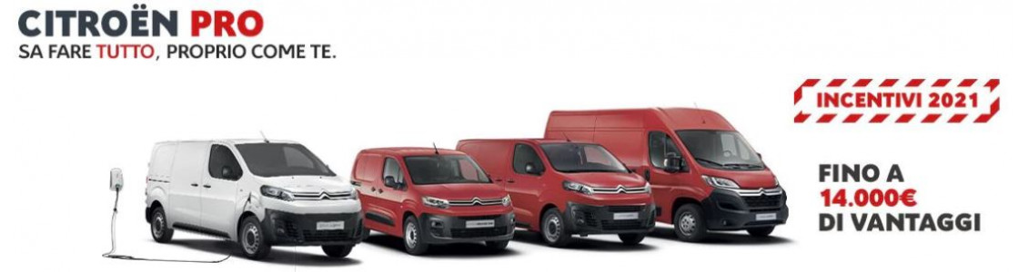 Veicoli Commerciali Citroën