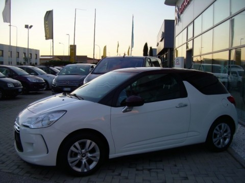DS DS 3 1.4 VTi 95 Chic