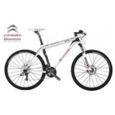 MOUNTAIN BIKE BIANCHI PERSONALIZZATA CITROEN